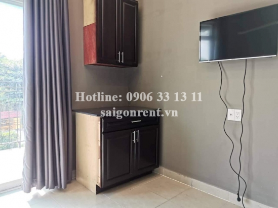 Room with balcony for rent in Him Lam Area on D1 street, District 7 - 25sqm - 280 USD( 6.5 millions VND)