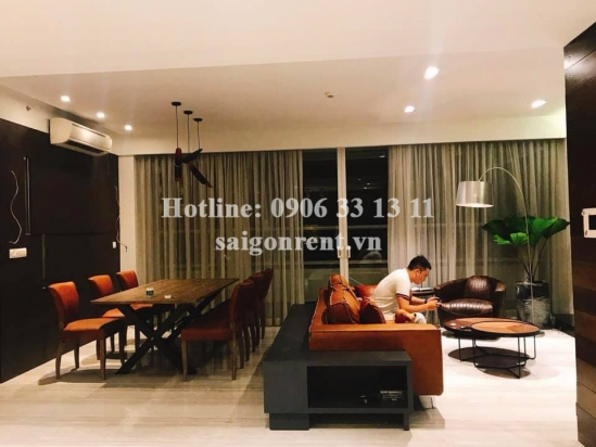 Sunrise City south Building - Apartment 03 bedrooms for rent on Nguyen Huu Tho street - District 7 - 162sqm - 1300 USD