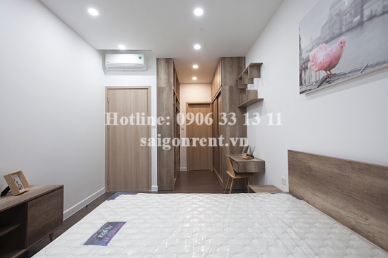 The Sun Avenue Building - Apartment 02 bedrooms on 14th floor for rent at 28 Mai Chi Tho Street, District 2 - 68sqm - 740 USD( 17 millions VND)
