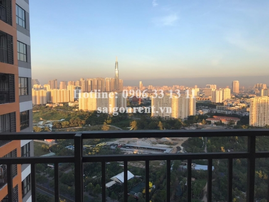 The Sun Avenue Building - Apartment 02 bedrooms on 24th floor for rent at 28 Mai Chi Tho Street, District 2 - 68sqm - 740 USD( 17 millions VND)