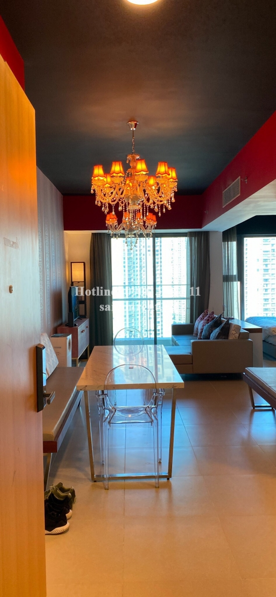 Gateway Building - Apartment 01 bedroom on 20th floor for rent at 02 Le Thuoc street, Thao Dien Ward, District 2 - 50sqm - 1000 USD