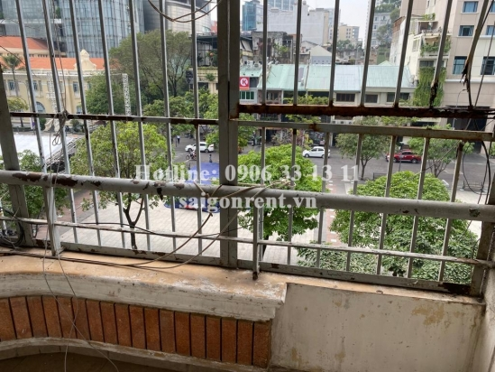 40E Ngo Duc Ke building - Apartment 02 bedrooms on 3rd floor for rent on Ngo Duc Ke main street, District 1 - 90sqm - 1300 USD( 30 millions VND)