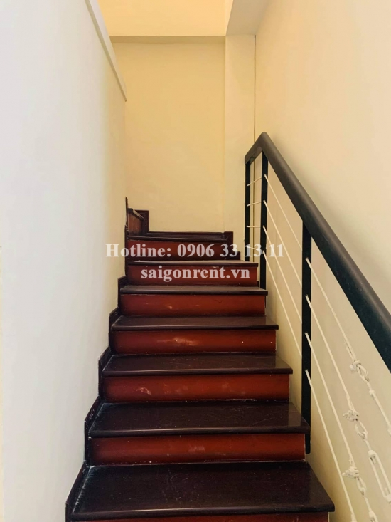 House (4.2x20m) with 03 bedrooms for rent on Bui Dinh Tuy street, Ward 24, Binh Thanh District - 120sqm - 700 USD