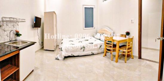 Serviced studio apartment 01 bedroom for rent on Phan Van Han street, BinhThanh District - 25sqm - 260 USD( 6 millions VND)