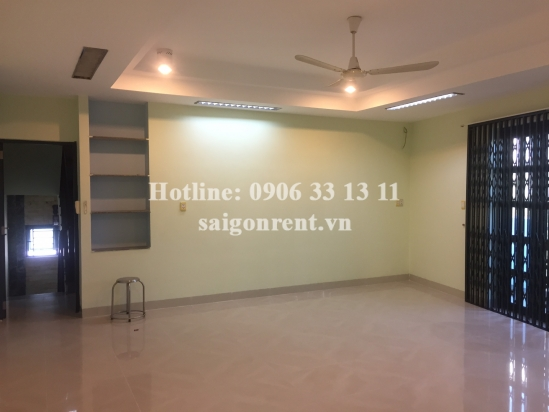 House with 03 floors for rent in Nam Long area , Phu Thuan street, Phu Thuan Ward, District 7 - 450sqm - 1200 USD( 28 millions VND)