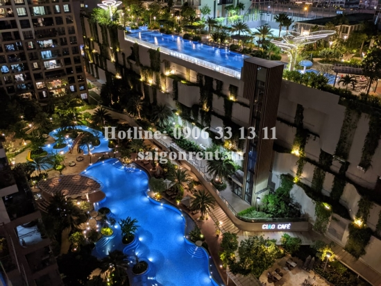 Estella Heights Building - Beautiful apartment 02 bedrooms on 12th floor for rent on Song Hanh street, An Phu ward, District 2 - 130 sqm - 2350 USD