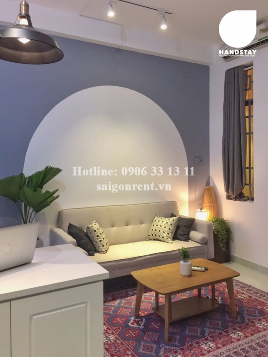 Nice Serviced apartment 01 bedroom for rent on Nguyen Cong Tru street, District 1 - 50sqm - 620 USD( 14.5 millions VND)