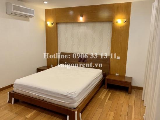 River Garden Building - Apartment Duplex 03 bedrooms for rent on 19th floor for rent on Nguyen Van Huong street, District 2 - 275sqm - 2500 USD