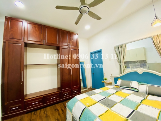Service Apartment 01 bedroom for rent on Nguyen Cuu Van street - Binh Thanh District - 40sqm - 430 USD