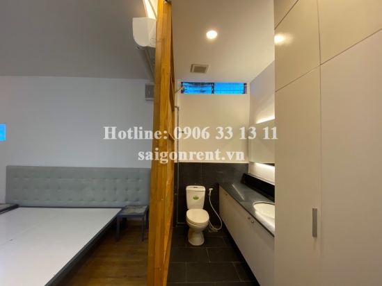 Apartment 01 bedroom for rent on Cao Thang street, District 3 - 30sqm - 350USD( 8 Millions VDN)