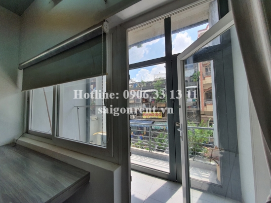 Serviced apartment 01 bedroom with balcony for rent on Tran Dinh Xu street, District 1 - 35sqm - 370USD ( 8.5 millions VND)