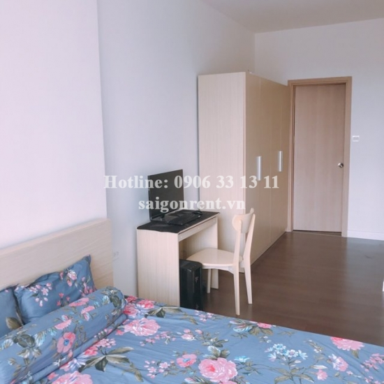 Nice appartment with 2 bed rooms in The Sun Avenue building - Mai Chi Tho street, District 2- 600 USD