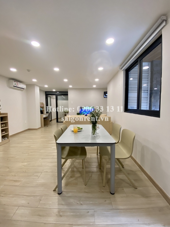 Brand New Service Apartment 01 bedroom for rent on No Trang Long street - Binh Thanh District - 35sqm -40sqm -45sqm -50sqm from- 300 USD to 400 USD to 550 USD -650 USD