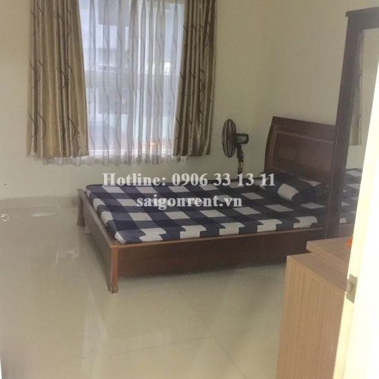 Nice apartment 02 bedrooms for rent in Ruby Garden, Nguyen Sy Sach  street, Tan Binh District - 520 USD