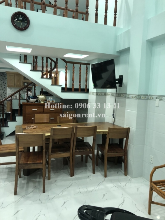 Brand new house 4,2m x 15m, three floors with 07 bedrooms for rent in Pham Viet Chanh street, Binh Thanh district - 1700 USD
