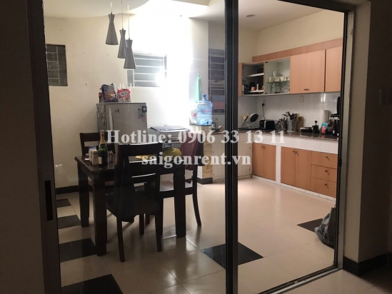 Nice apartment 02bedrooms,100sqm with Large balcony for rent in Tran Quy Khoach street, Center district 1- 700$