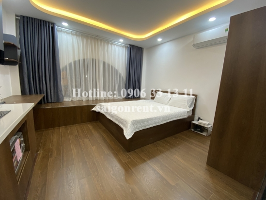 Brand New service studio apartment 01 bedroom, 01 bathroom for rent on Hoang Hoa Tham street - Binh Thanh District - 35sqm -285 USD