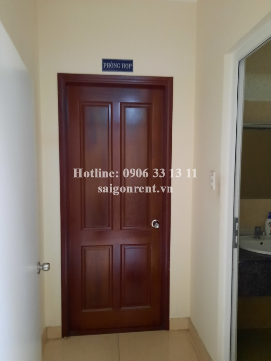 House 4x20 with 3rd floor with 07 bedrooms for rent on Chu Van An street, ward 26, Binh Thanh district - 320 sqm - 1220 USD
