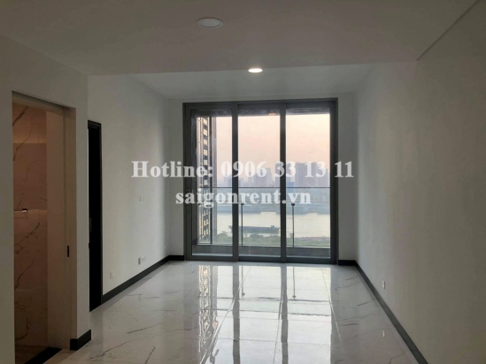 Empire City Building - Apartment 02 bedrooms Unfurnished on 16th floor for rent at  Mai Chi Tho street, District 2- Thu Duc city - 80sqm - 1200  USD including Management fee