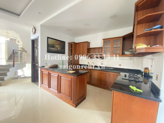 Villa 04 bedrooms for rent on Nguyen Van Huong street, Thao Dien Ward, District 2- Thu Duc city -600sqm - 3500 USD