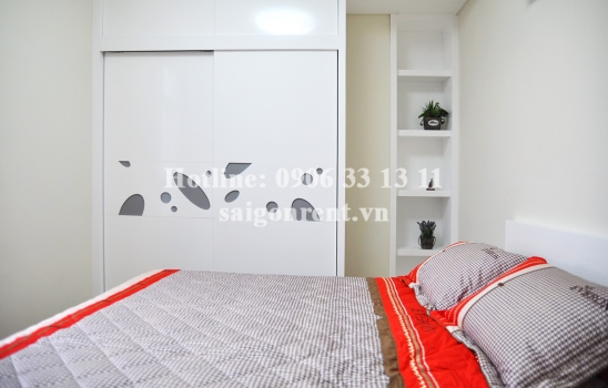 Caltavil Premier Building- Thu Duc city - Luxury apartment 03 bedrooms with nice balcony on 24th floor for rent 1500 USD