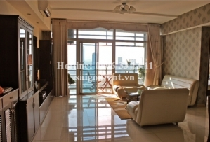 Apartment for rent in District 1 - Advance apartment with balcony for rent in Sailing Tower, Pasteur street, center District 1: 1800 USD