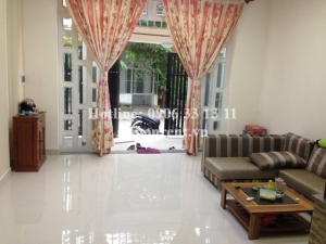 House for rent in District 7 - House for rent in Hoang Quoc Viet street, near Phu My Hung District 7, 650 USD/month
