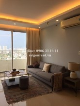 Apartment for rent in District 2  - Tropic Garden Buidling - Apartment 02 bedrooms on 24th floor for rent on Nguyen Van Huong street, District 2 - 88sqm - 850 USD( 20 millions VND)