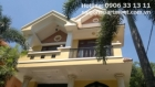 Villa for rent in District 2 - Villa for rent in Thao Dien ward, district 2- 3500$