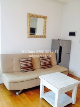 Apartment for rent in Binh Thanh District - Nice studio apartment  for rent in The Manor Officetel Building, Binh Thanh District - 38sqm - 550 USD