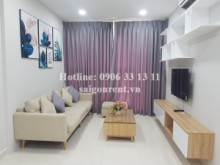 Apartment for rent in Tan Binh District - Cong Hoa Garden building - Apartment 02 bedrooms on 12th floor for rent at 20 Cong Hoa street, Tan Binh District - 72sqm - 700 USD( 16 millions VND)