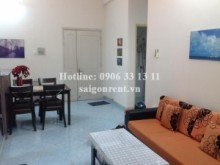 Apartment for rent in District 1 - Apartment 03 bedrooms for rent in 203 Nguyen Trai Building, center District 1: 800 USD
