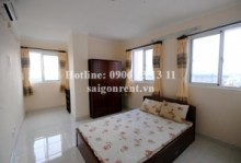 Apartment for rent in District 1 - Nice apartment for rent in Central Garden Building, Vo Van Kiet street, center District 1: 750 USD