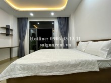 Serviced Apartments for rent in Binh Thanh District - Brand New service studio apartment 01 bedroom, 01 bathroom for rent on Hoang Hoa Tham street - Binh Thanh District - 35sqm -330 USD
