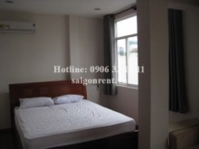 Serviced Apartments for rent in District 3 - Serviced apartment 01 bedroom on top floor for rent on Nguyen Thien Thuat street, District 3 - 55sqm - 380 USD