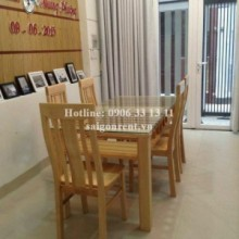 House for rent in Phu Nhuan District - Brand new house 03 bedrooms for rent in Phan Xich Long street, Phu Nhuan District: 1000 USD
