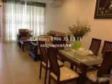 Apartment for rent in District 1 - Elegant apartment for rent in Horizon Tower, Nguyen Van Nguyen street, District 1, 100sqm: 1500 USD