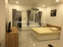 Serviced Apartments for rent in District 1 - Brand new serviced apartment 01 bedroom on Ground Floor for rent on Nguyen Trai street, District 1. Usable area: 40sqm.