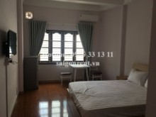 Serviced Apartments for rent in District 1 - Nice serviced apartment 01 bedroom , 25sqm on Vo Thi Sau street, Tan Dinh ward, District 1- 350 USD