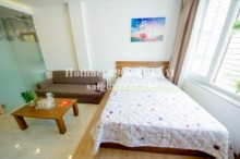 Serviced Apartments for rent in District 3 - Brand new and nice serviced apartment 01 bedroom for rent on Cach Mang Thang Tam street - District 3 and District 10 -  40sqm - 600USD