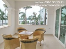 Serviced Apartments for rent in District 2 - Nice serviced apartment 03 bedroms with river view for rent on Nguyen Van Huong street, Thao Dien ward, District 2 - 160sqm- 1800 USD