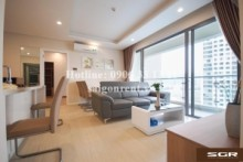Serviced Apartments for rent in District 2 - Diamond island Building - Apartment 02 bedrooms on 8th floor for rent on Mai Chi Tho street, District 2 - 80sqm -1200 USD