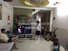 House for rent in District 1 - House 2 bedrooms for rent on Nguyen Thi Minh Khai street, Da Kao Ward, District 1 - 120sqm - 800USD( 18 millions VND)