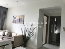 Serviced Apartments for rent in District 2 - Lexington Residence Building -  Apartment 02 bedrooms on 6th floor for rent on Mai Chi Tho street, District 2 - 73sqm - 700USD
