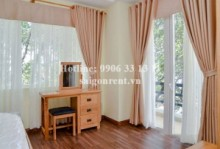 Serviced Apartments for rent in District 5 - Beautiful serviced apartment 01 bedroom with balcony, living room for rent in Tran Hung Dao street, District 5- 55sqm - 515 USD
