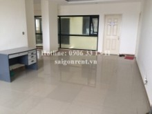 Apartment for rent in District 7 - Penthouse apartment unfunished 04 bedrooms for rent in Era Town Building on Pham Huu Lau street, District 7 - 265sqm - 650USD