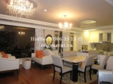 Apartment for rent in Binh Thanh District - Apartment for rent in Cantavil Hoan Cau building, Binh Thanh district-2300$