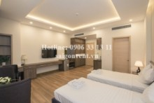 Serviced Apartments for rent in District 1 - Luxury and new serviced apartment 01 bedroom for rent on thai Van Lung street, Center District 1- 33sqm- 800 USD