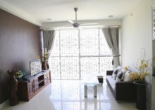 Apartment for rent in District 7 - Sunrise City South Building - Apartment 03 bedrooms for rent on Nguyen Huu Tho street - District 7 - 130sqm - 1500 USD