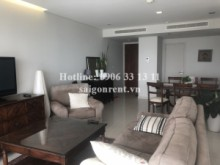 Apartment for rent in Binh Thanh District - City Garden Building - Apartment 02 bedrooms for rent on Ngo Tat To street, Binh Thanh District - 117sqm - 1500 USD
